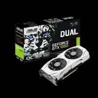 VGA/GPU Asus GTX1060/GTX 1060 OC Dual Fan 3GB/3 GB GDDR5 192Bit RESMI