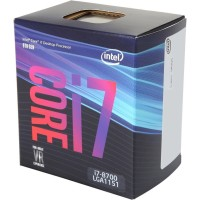 Processor Intel Core i7 8700 Coffee Lake 6-Core 3.2 GHz LGA 1151