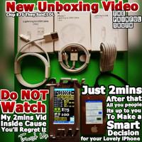 Lightning Kabel Data Iphone 5 5s 6 6s 6+ Original Gojek OK