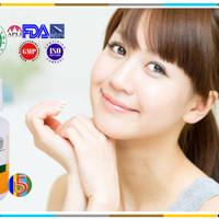 Tiens Tianshi Vitaline 10 kapsul Masker Pemutih Wajah dan Badan Anda