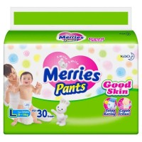 Merries Pants Good Skin L30