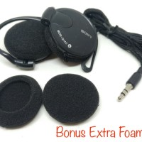 Sony MDR-Q140 Smart Bass Over Ear Headphone Earhook Earphone Headset