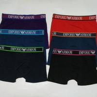 Harga cd celana dalam pria boxer cd cowok cd laki laki boxer | antitipu.com