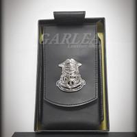 Dompet Hp Sarung Hp kulit asli Harley Davidson Samsung A8
