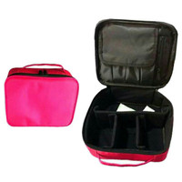 MAKEUP TRAVEL BAG WATERPROOF ORGANIZER - TAS / POUCH KOSMETIK IMPORT