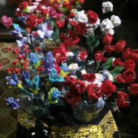 Bunga Vas Handmade