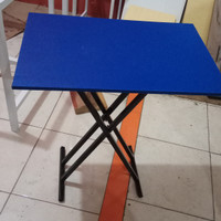 GOJEK 60 x 40 meja lipat kecil / meja belajar / bazaar kantor kantin /