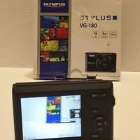 olympus vg 180 kamdig/camdig kamera digital