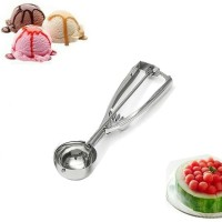 sendok scoop ice cream stainless steel es krim dessert diamond aice