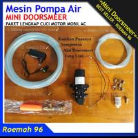 Steam Mesin Terbaru 120psi 5lpm 8.5bar Alat Cuci Motor PUMP _/////