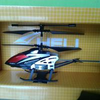 Mainan Pesawat Tetbang RC Helikopter Remot Kontrol 3,5 Chanel Giro.