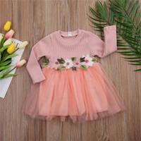 Baju anak perempuan/dress pesta/baju bayi anak import lucu