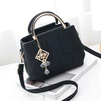 T1796 Tas fashion korea handbag wanita import tas bahu shoulder bag