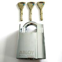 Gembok Rumah / Toko ABLOY JAKET PL342 (60 mm Computer Key)