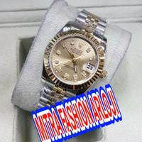 JAM TANGAN COWOK PRIA ROLEX AUTOMETIC DIAMOND SUPER PREMIUM AAA