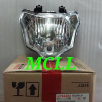 REFLEKTOR/LAMPU DEPAN VIXION FZ 2015 ORIGINAL YAMAHA 2TP-H430A-00