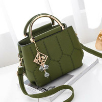 T1800 Tas fashion korea handbag wanita import tas bahu shoulder bag