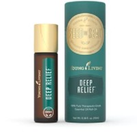 Essential Oil Deep Relief Roll On - 10ml / 10 ml