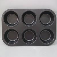 Jual Muffin Pan K669 uk.cup 6cm Bakeware non stick murah Murah