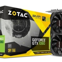 VGA ZOTAC NVIDIA Geforce GTX 1060 3GB AMP Edition untuk Gaming Mining