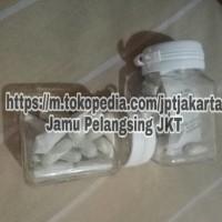 Harga new jamu pelangsing tradisional ecer 15 kapsul | Pembandingharga.com