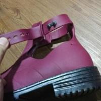Jual Jelly Shoes Sepatu Wanita Bara Bara Boots Karet Import 6003