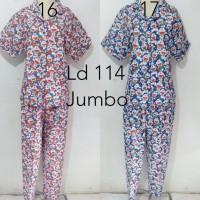 Jual Baju Tidur Piyama Jumbo Wanita Dewasa Katun Pajamas Karakter Unik