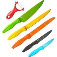 Harga new pisau dapur oxone ox 608 marble coating produk terbaik | WIKIPRICE INDONESIA
