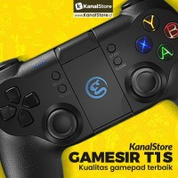 Stik Gamepad Wireles GAMESIR T1S for Android, PS3, PC, & TV Box