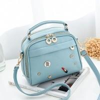 T1893 Tas fashion korea handbag wanita import tas bahu shoulder bag