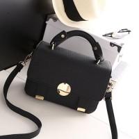 T1908 Tas fashion korea handbag wanita import tas bahu shoulder bag