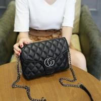 T1964 Tas fashion korea handbag wanita import tas bahu shoulder bag