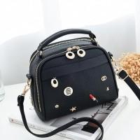 T1892 Tas fashion korea handbag wanita import tas bahu shoulder bag