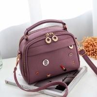 T1895 Tas fashion korea handbag wanita import tas bahu shoulder bag