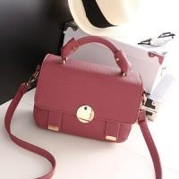 T1911 Tas fashion korea handbag wanita import tas bahu shoulder bag