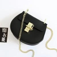 T1857 Tas fashion korea handbag wanita import tas bahu shoulder bag
