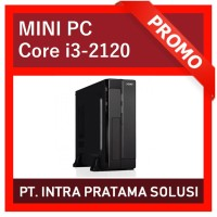 Komputer / Mini PC Core i3 + LCD 19