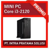 Komputer / Mini PC Core i3 + LCD 19