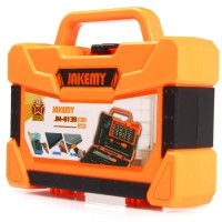 Jakemy Repair Tool Kit - JM-8139 lengkap laptop/komputer/tablet/hp