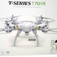 Drone A Camera T-Series T70VR Quadcopter Drone