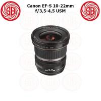 Lensa Canon EF-S 10-22mm F3,5-4,5 USM ; Canon Lens 10-22mm USM ; Wide