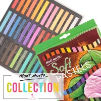 MONT MARTE SOFT PASTEL 36 COLORS