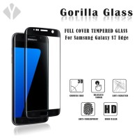 Tempered glass Anti Gores Samsung Galaxy Series S Full 3D