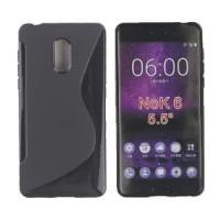 LIMITTED Case Nokia 6 TPU S-Line Softcase Jellycase Nokia 6 Nokia6