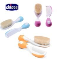 Chicco Brush and Comb Sisir Bayi - Bisa Untuk Newborn - Ada 3 Warna