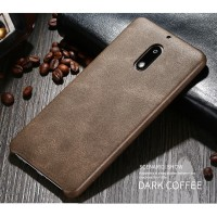 MURAH X-LEVEL VINTAGE for Nokia 6 soft case hp leather kulit back