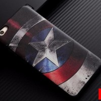 Silikon Superhero 3D Xiaomi Redmi Note 5A Soft Case Casing Back Cover