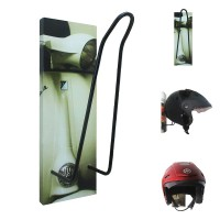 Rak Helm - Tempat Helm - Gantungan Helm Motor Vespa 101