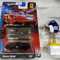 Hot Wheels Ferrari Fxx (Ferrari Racer) - BLACK