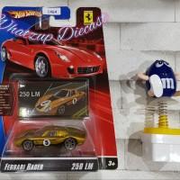 Hot Wheels Ferrari 250 LM (Ferrari Racer) - GOLD